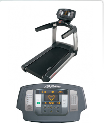 parts of a treadmill machine