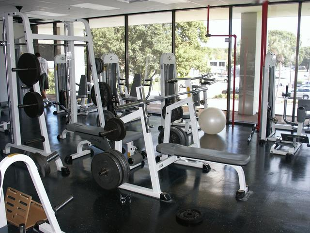 Exercise equipment in san anselmo