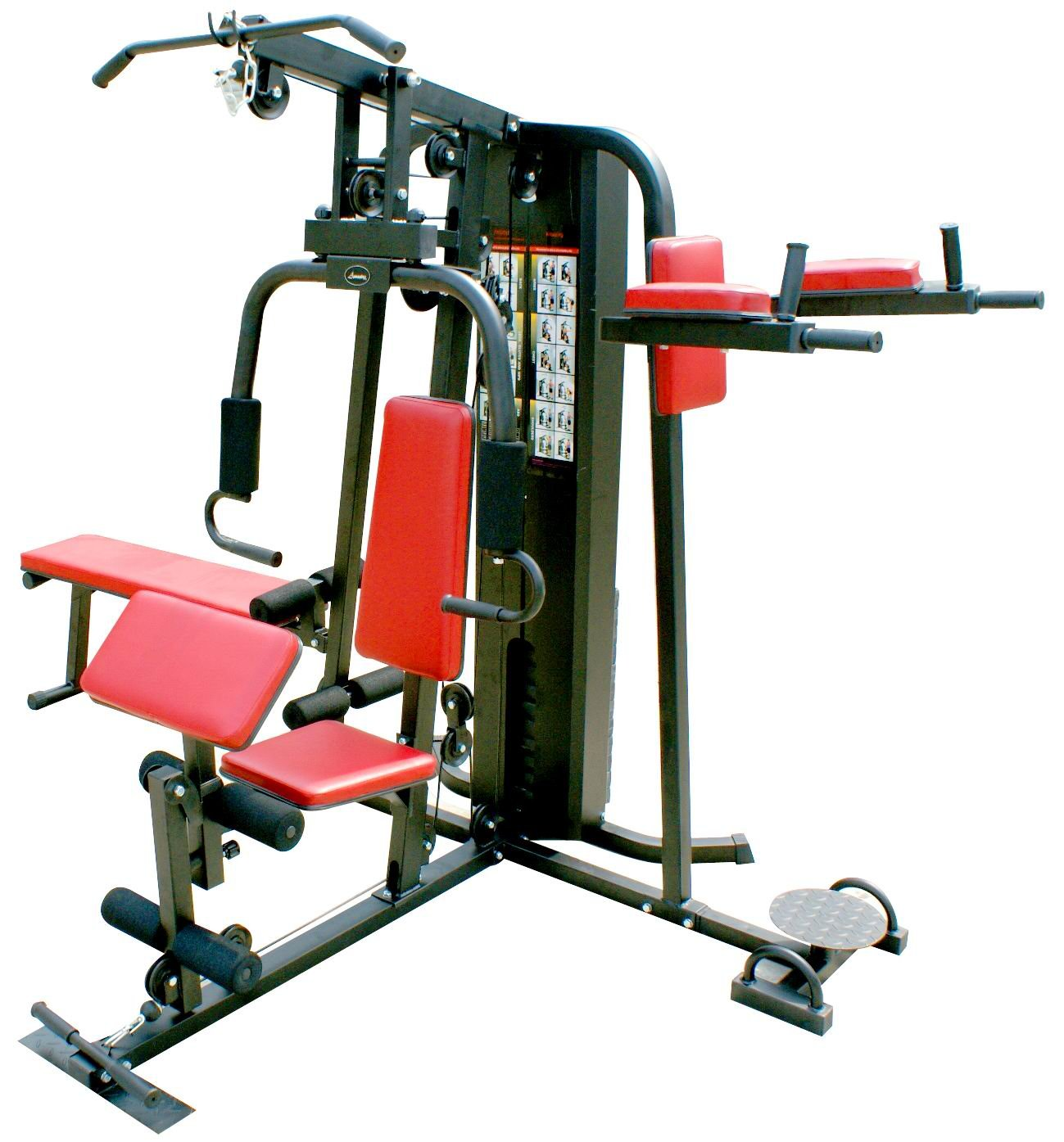 Exercise equipment in san ramon warehouse