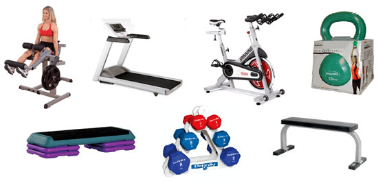 Home gym equipment in san ramon ca exercise