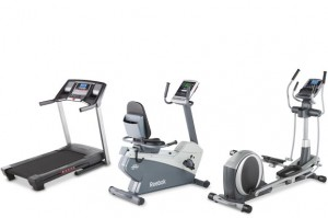 cardio machines