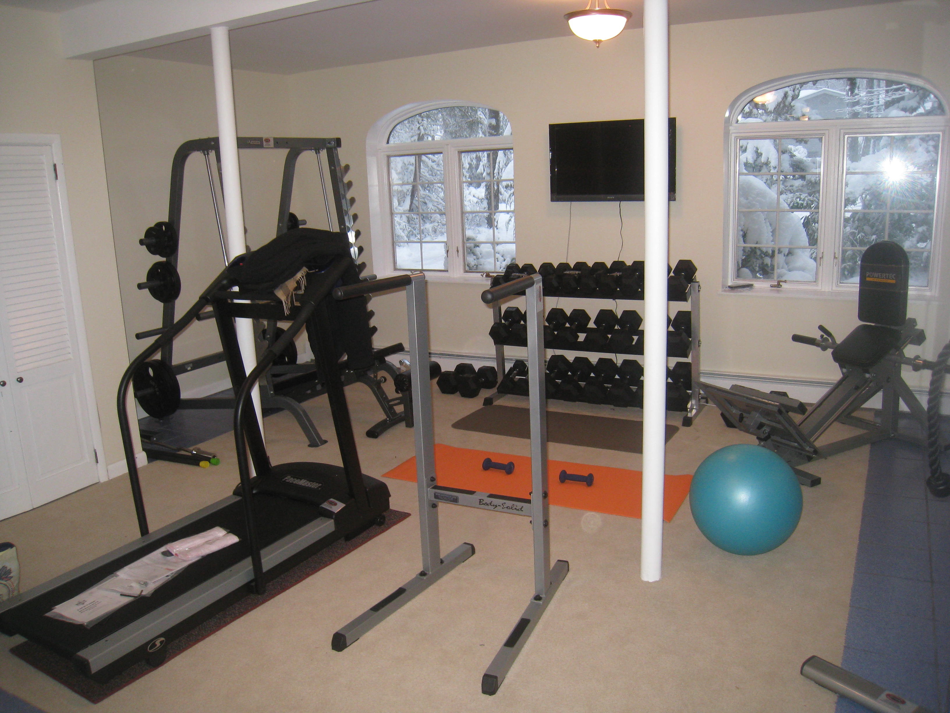 Home Gym Equipment in Walnut Creek CA | Exercise Equipment