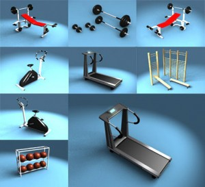east bay ca exercise equipment store