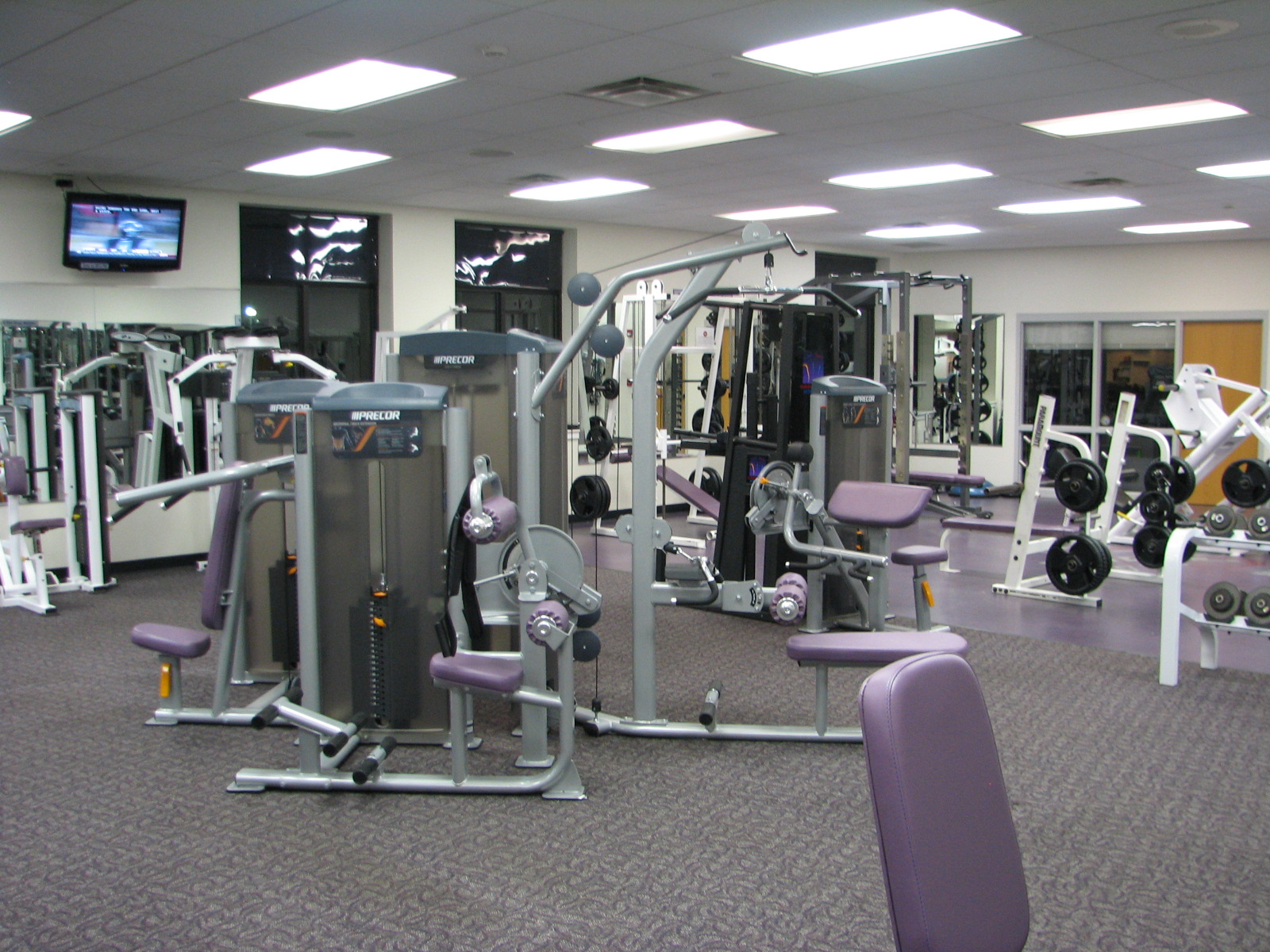 Gym equipment shop kingston