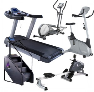 exercise equipment store bay area