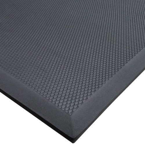 Interlocking Gym Flooring - 4 x 4 -Beveled Edges