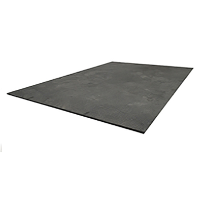 4 x 6 Rubber Gym Equipment Mat