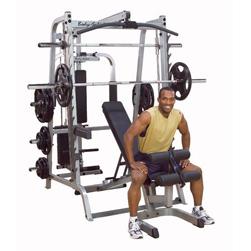 Series 7 Smith Gym