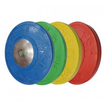 Olympic Color Bumper Plates