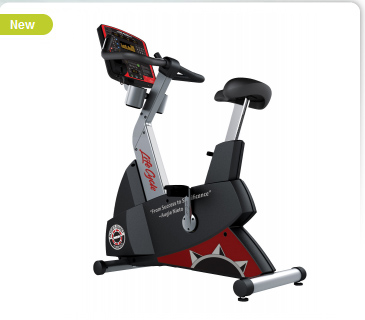 Life Fitness Club Series Recumbent Lifecycle® Exercise Bike