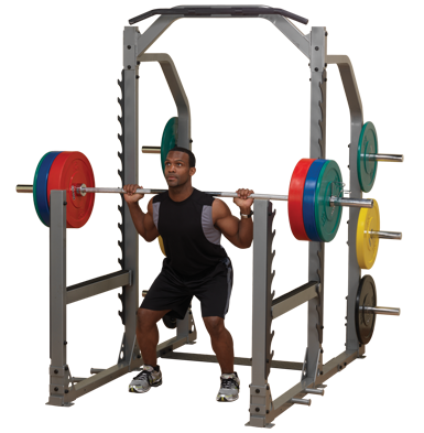 Power Racks, Cages & Squat