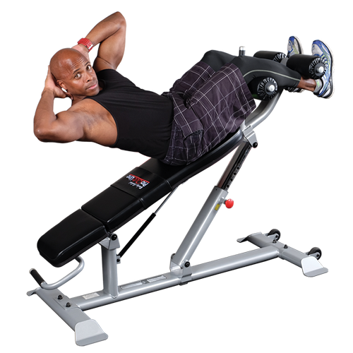 Pro Style Club Ab Bench
