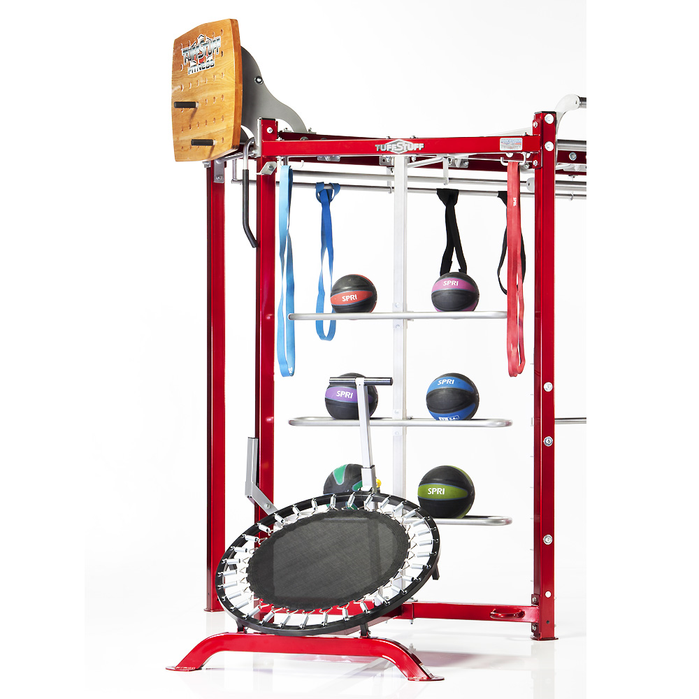 Sf Bay Area Fitness Store Pegboard Rack Attachment San