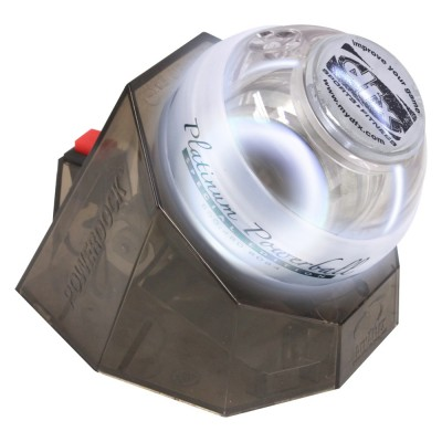 Dynaflex DFX Sports Platinum Power Ball Gyro Exerciser