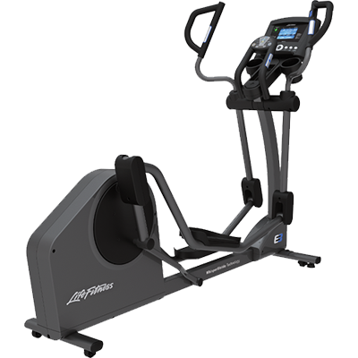 Life Fitness E3 Elliptical Cross Trainer w/ Track+ Console