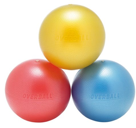 SoftGym Overball Exercise Gym Ball