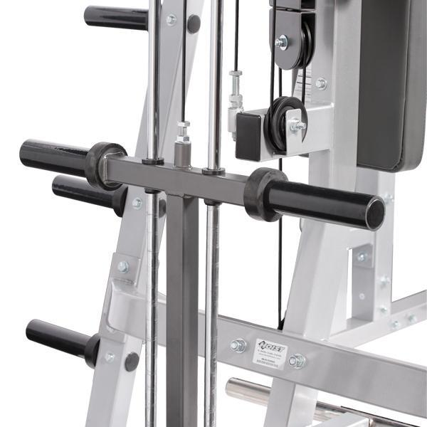 Lat Pulldown - Low Row Option Plate Loading