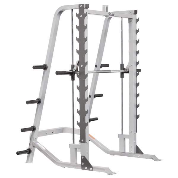Smith Machine with Plate Holders