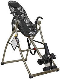 Teeter Hang-Ups Contour Inversion Table