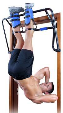 Hang-Ups Inversion System