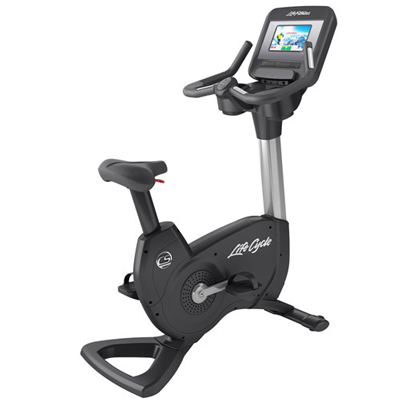 Life Fitness Platinum Club Series Upright Lifecycle® Exercise Bike w/ Discover SI