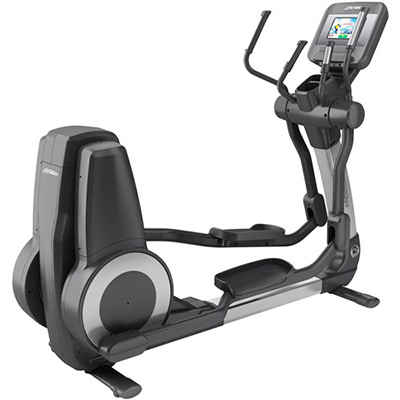 Life Fitness Platinum Club Series Elliptical w/ Discover SI Console