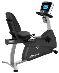 Life Fitness Recumbent LifeCycle Exercise Bikes