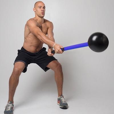 Strongman's Ball Core Hammer