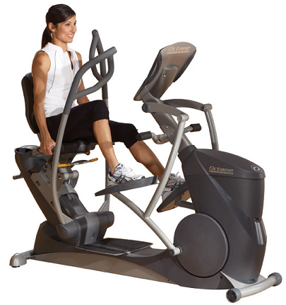 Octane xR6 xRide - A New Category of Exercise Equipment