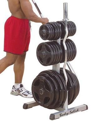 Weight Plate Racks