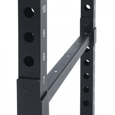 Chin Up Bar Rack Attachment