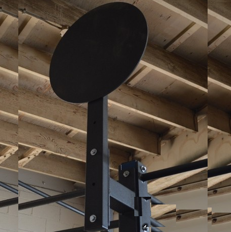 Power Rack Wall Ball Target Attachment