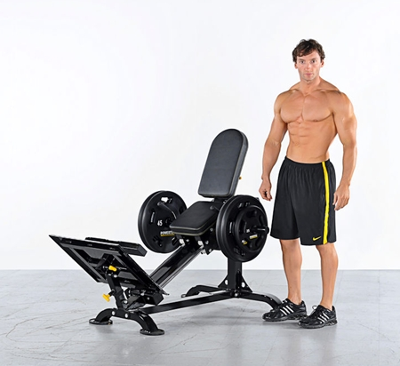 Sf Bay Area Fitness Store Compact Leg Sled San