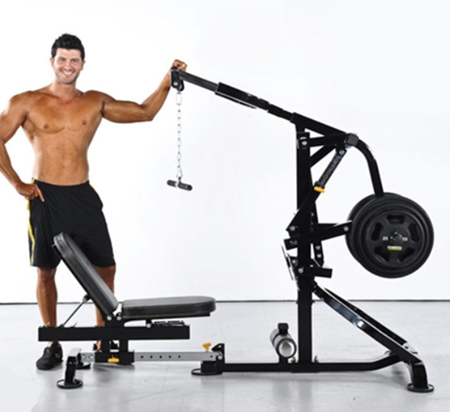 Sf Bay Area Fitness Store Powertec Levergym Compact Gym