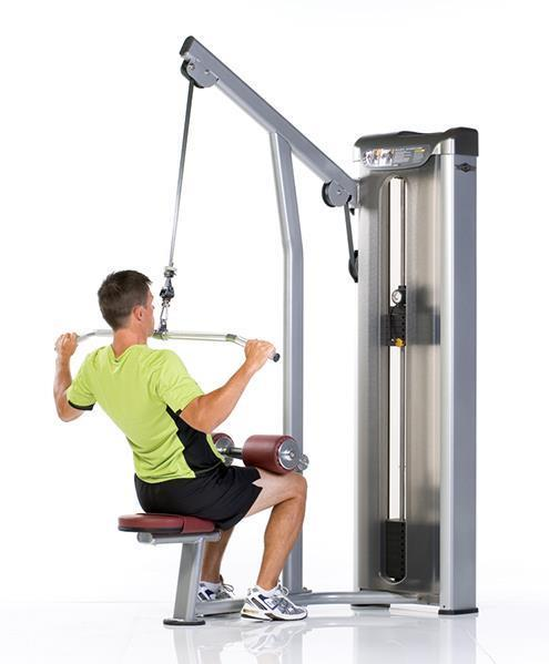 Lat Pull-Down / Low Row