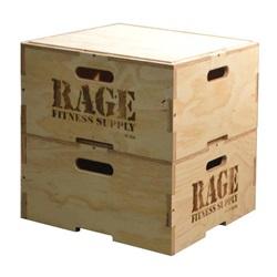 Rage Fitness Plyo Boxes