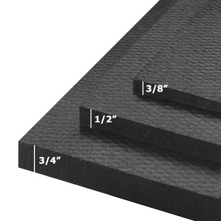 Sf Bay Area Fitness Store Rubber Gym Floor Mats Stand