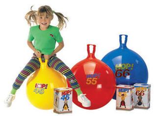 Junior Exercise Hop Balls