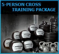 5-Person Cross Training / WOD Package