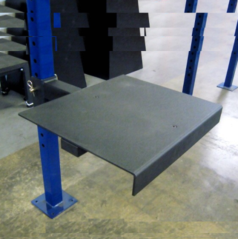Step Up Plyo Rack Attachment