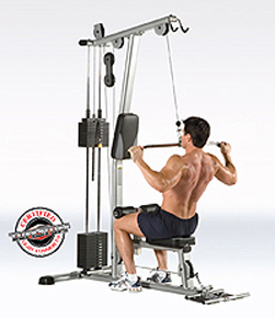 Pull-down Lat Machine