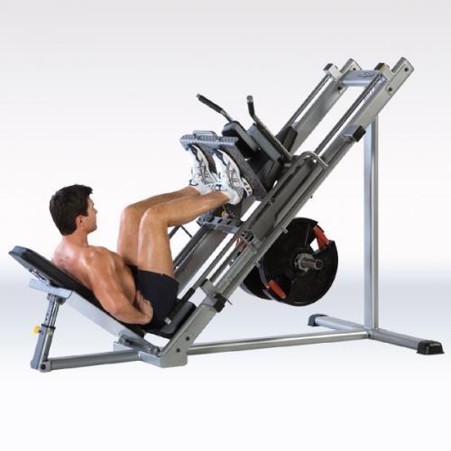 Leg Press / Squat Machines