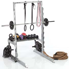 X-Lift Cross Training Rack