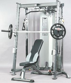 SF Bay Area Fitness Store TuffStuff CXT125 San Francisco Marin