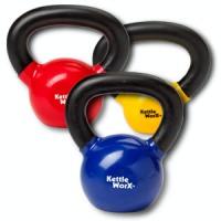 Premium Vinyl Bells Kettlebells