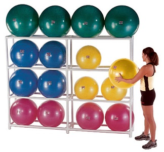 Ball Racks -  Yoga & Stability
