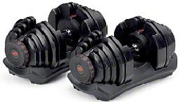 Bowflex® SelectTech® 10-90lb Dumbbells