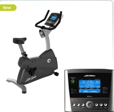 Life Fitness C1 Lifecycle® Exercise Bike