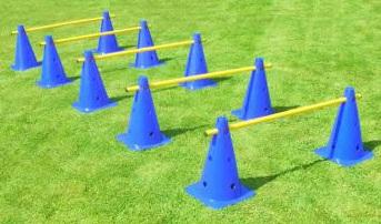 Agility Cone/ Hurdle Set