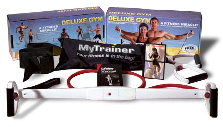 Lifeline Deluxe Portable Gym